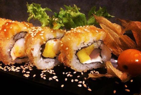 Exotic Roll