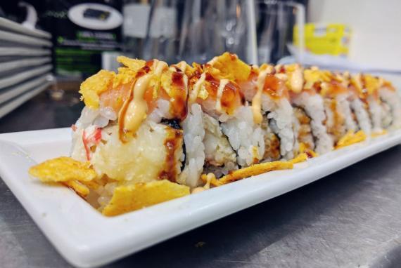 nachos roll